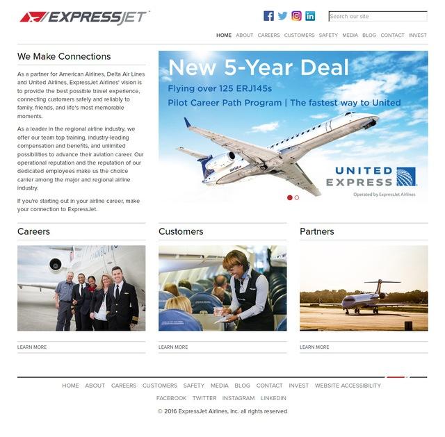 expressjet.com