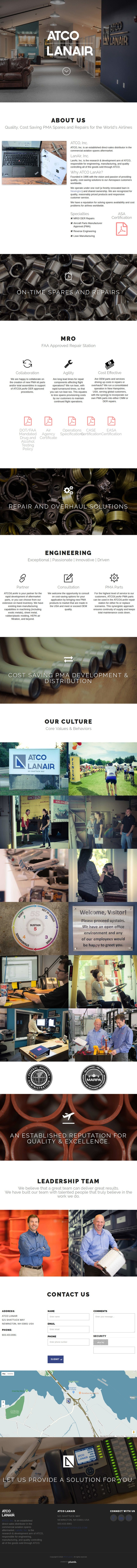 lanairinc.com