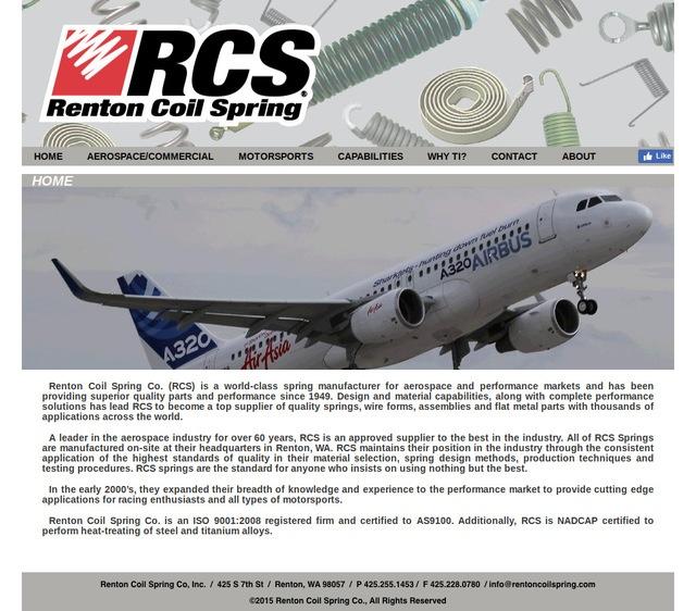 rentoncoilspring.com