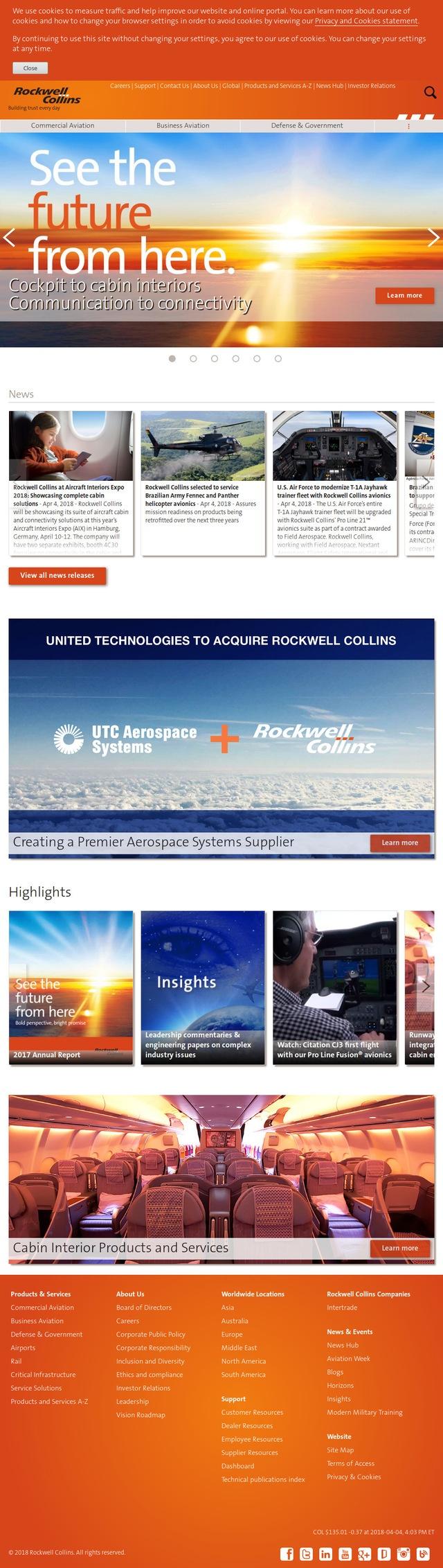rockwellcollins.com