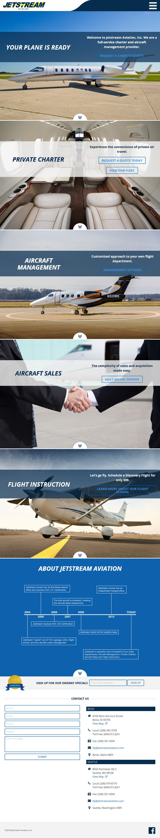 jetstreamaviation.com